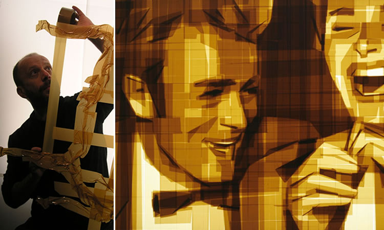 Amazing-Graphic-Arts-Made-With-A-Roll-Of-Packing-Tape-1