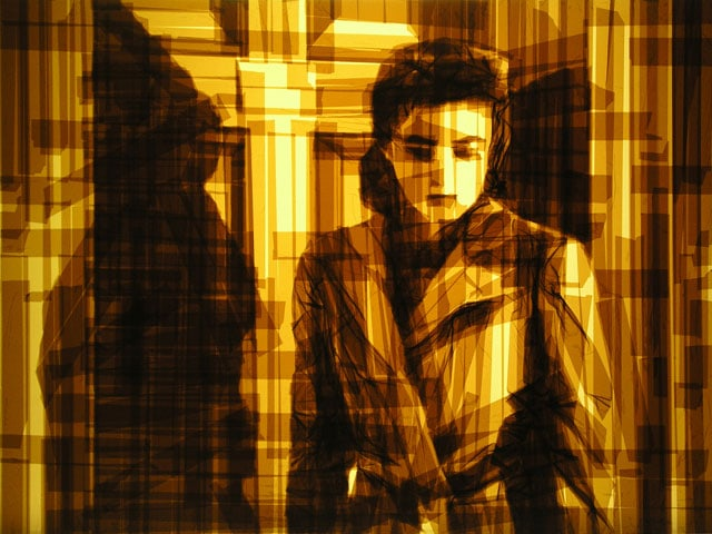 Amazing-Graphic-Arts-Made-With-A-Roll-Of-Packing-Tape-5