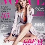 Eva Herzigova for Vogue Thailand
