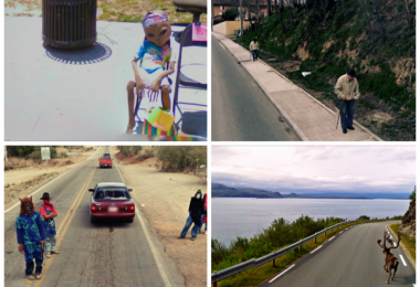 """Photo Project """"The Nine Eyes of Google Street View"""" by Jon Rafman"""