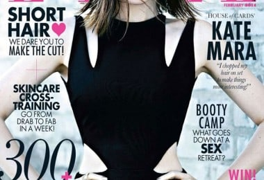 Kate Mara for ELLE Canada 1