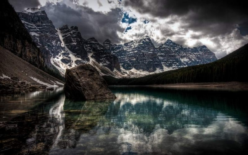 Moraine Lake Top 20 Earth Pictures found on StumbleUpon