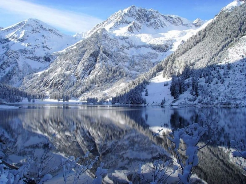 ORPWQuM Top 10 Most Beautiful Nature Spots Around the Austria