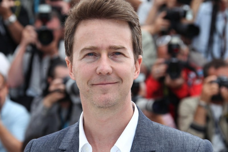 edward norton june 2012 two