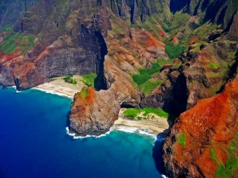 na pali hawaii 11 880x660 Top 20 Earth Pictures found on StumbleUpon