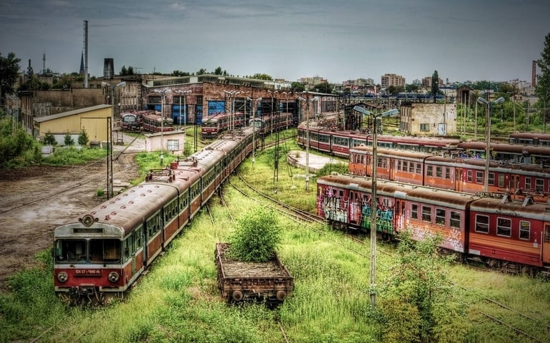top 33 most beautiful abandoned places in the world 16 The 33 Most Beautiful Abandoned Places In The World