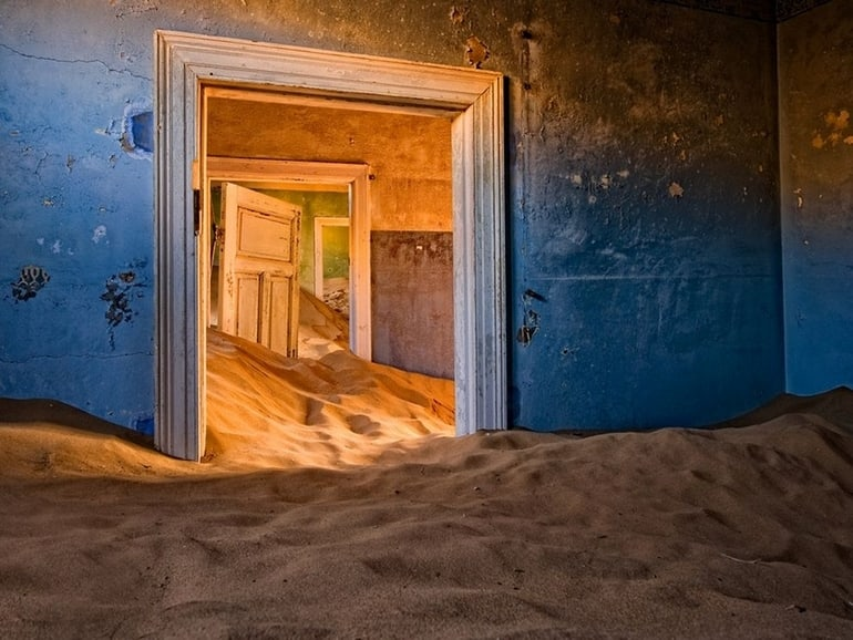 top 33 most beautiful abandoned places in the world 2 The 33 Most Beautiful Abandoned Places In The World