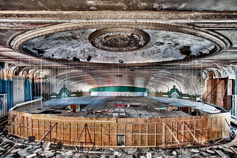 The 33 Most Beautiful Abandoned Places In The World Freeyork