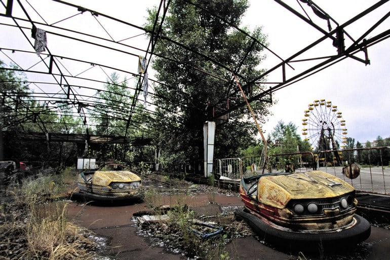 top 33 most beautiful abandoned places in the world 91 The 33 Most Beautiful Abandoned Places In The World
