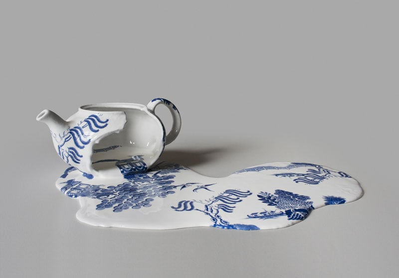 Melting-ceramics-