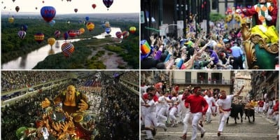 20 Amazing Festivals Around The World You Need To Visit Once In Your Life