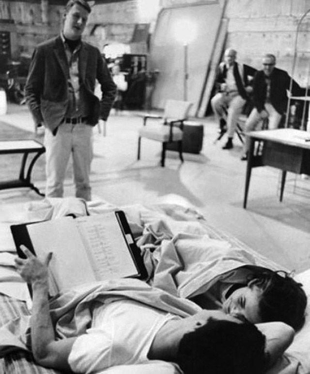 shootinmovies12  Behind The Scene Images Of Famous Movies