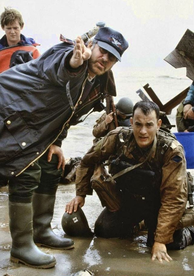 shootinmovies48 Behind The Scene Images Of Famous Movies