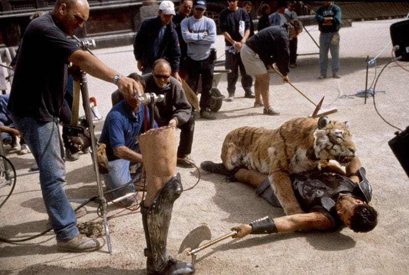 shootinmovies51  Behind The Scene Images Of Famous Movies