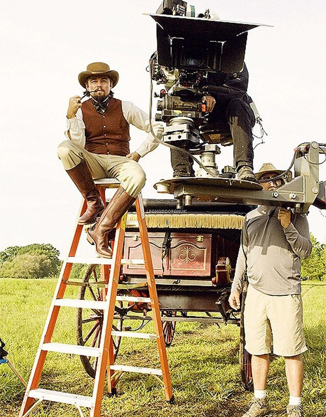 shootinmovies61 Behind The Scene Images Of Famous Movies