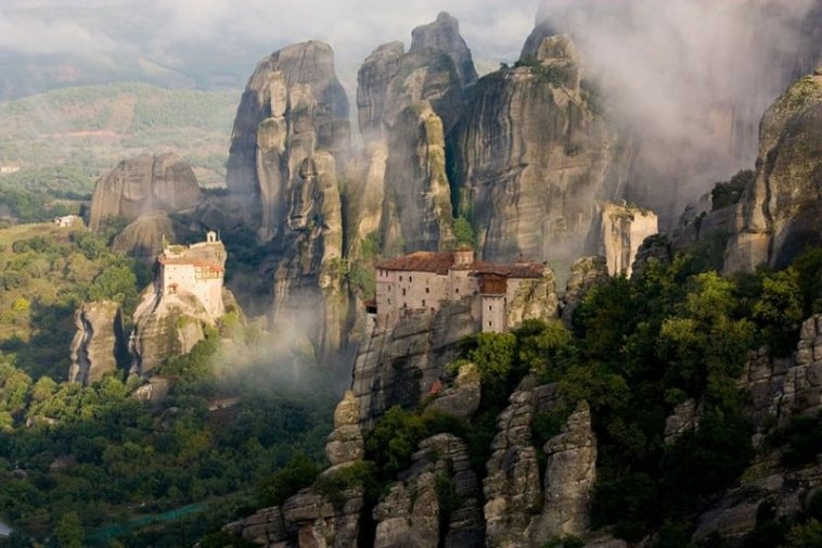 The 22 Most Beautifully Secluded Places In The World -top, nature, mountains, forest, amazing nature
