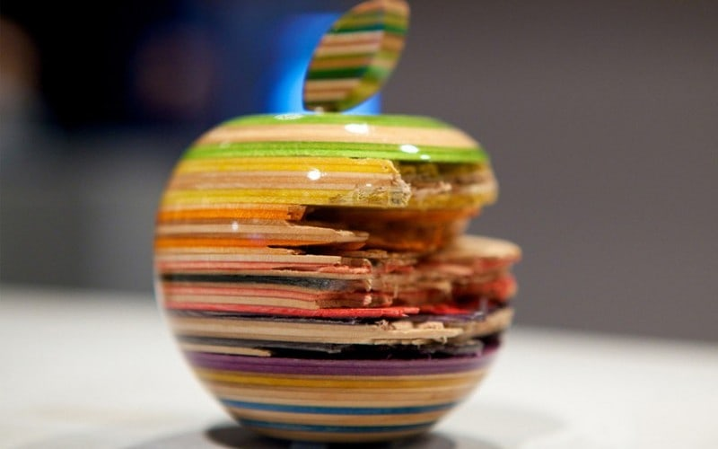 Creative Art Sculptures from Old Skateboards by Haroshi