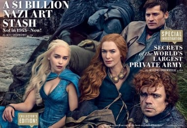 """Game of Thrones"" for Vanity Fair"