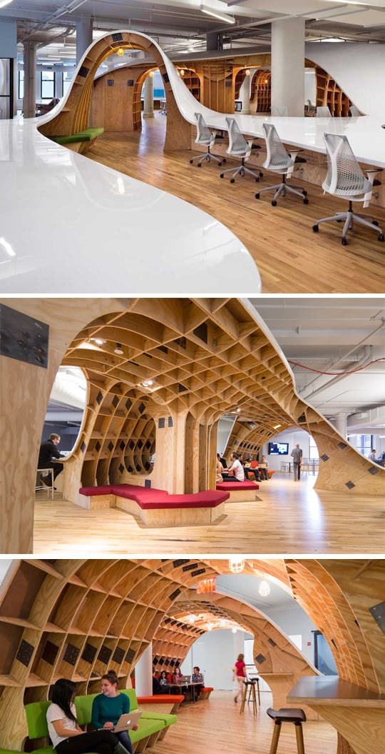 Bring The Cool Back Into Your Office -office design, interior design