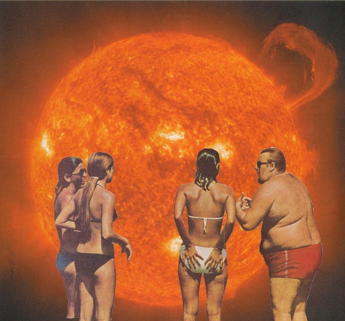 Illustrator Joe Webb -illustrator