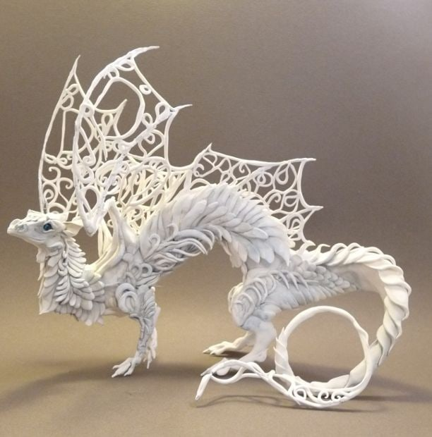 White-Lattice-Dragon