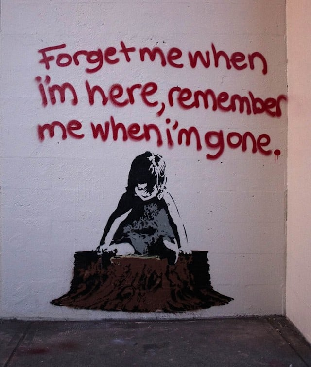 Streetart / Stencils by IHeart from Vancouver -