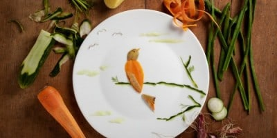 A Tribute to Budgie: Food Illustrations by Anna Keville Joyce