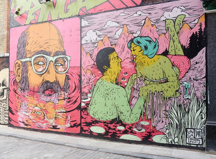 Broken-Fingaz-Crew-Street-Art-in-London-UK-2