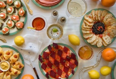Fictitious Dishes: Memorable Meals in Famous Literature