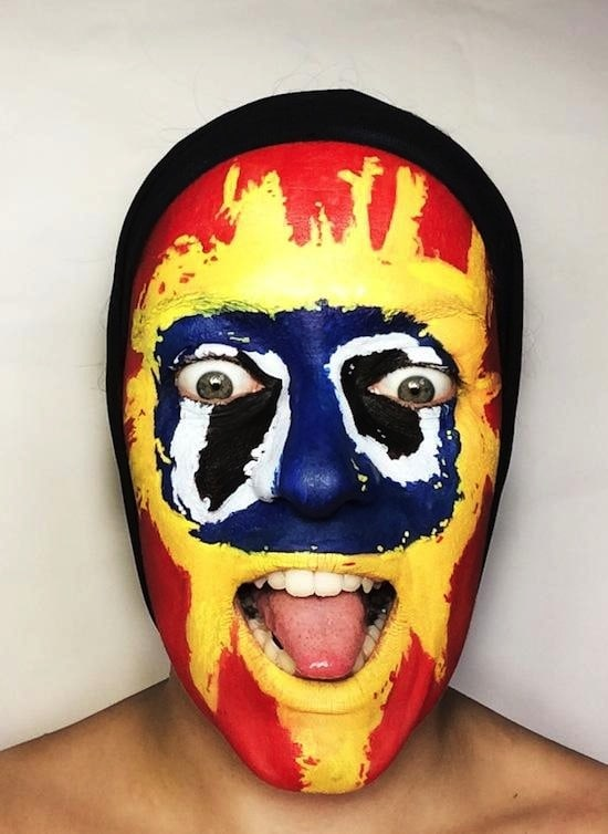 Record_Store-Day_Face_Paint_Tribute_by_Natalie_Sharp_2014_06