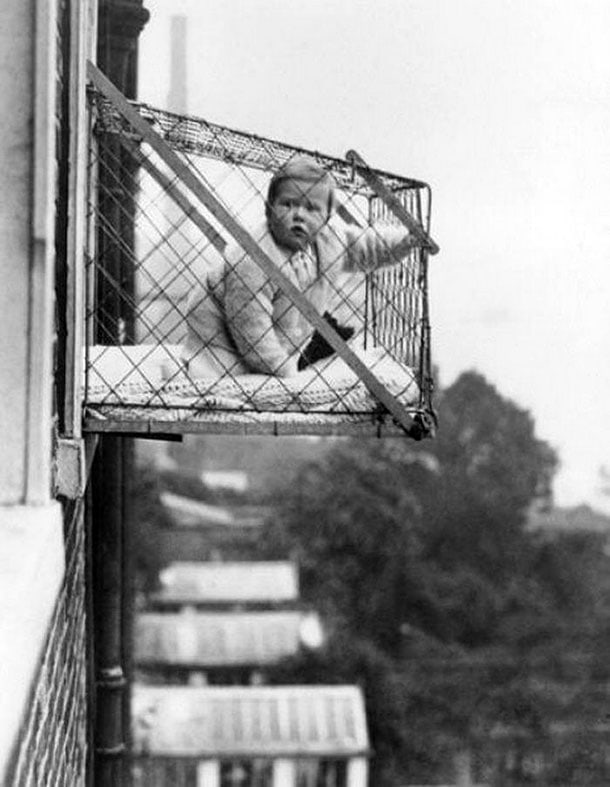 The Baby Cage