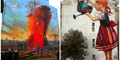 10 Wonderful Murals You Should See