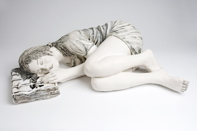 KatharineMorling02 - These Ceramic Sculptures Will Make You Astound