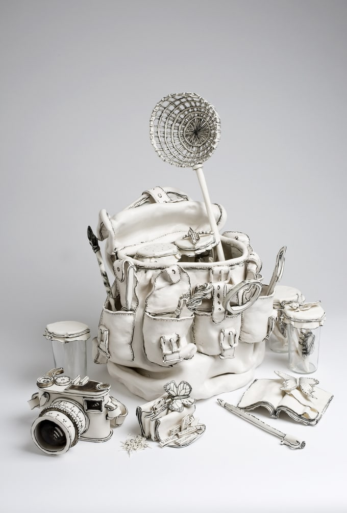 KatharineMorling09 - These Ceramic Sculptures Will Make You Astound