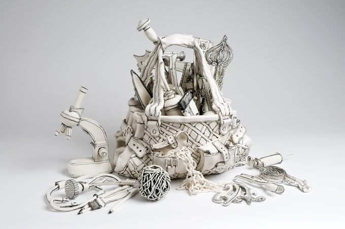 KatharineMorling10 - These Ceramic Sculptures Will Make You Astound