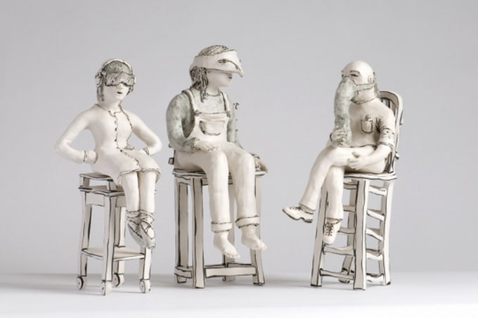 KatharineMorling14 - These Ceramic Sculptures Will Make You Astound