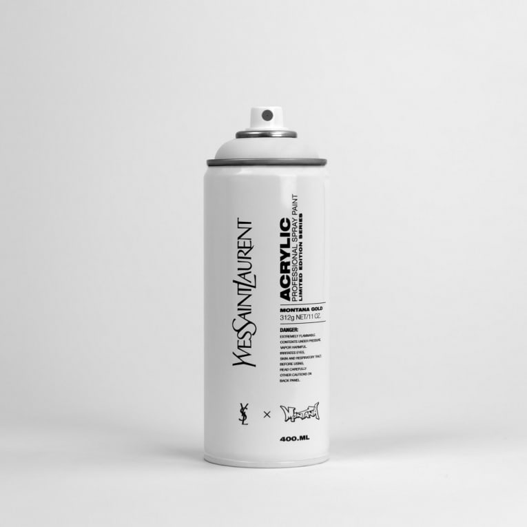Fashion Branded Spray Paint Cans -project, Luxury, fashion, brands