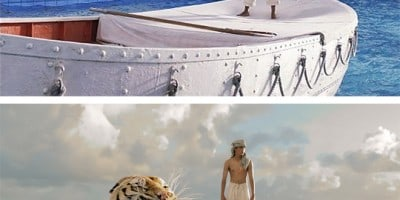 Visual Effects Before-And-After from your favorite Movies and TV Series
