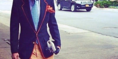 The Fashionable Grandpas of New York on Instagram
