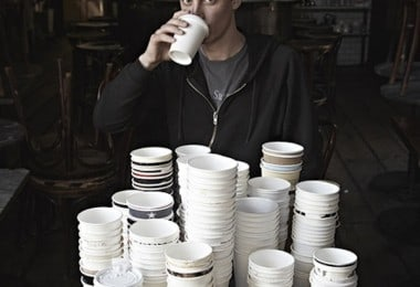 """Coffee Cups of the World"" by Henry Hargreaves"