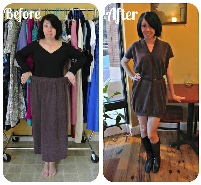 Jillian_Owens_Turns_Frumpy_Second_Hand_Clothes_Into_Elegant_Dresses_2014_05