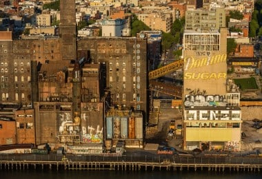 """Summer Over The City"" – Aerial Photographs Of New York City by George Steinmetz"