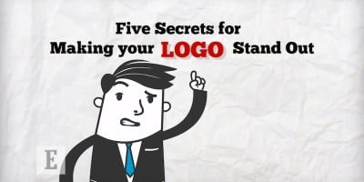 Five Secrets For Making Your Logo Stand Out