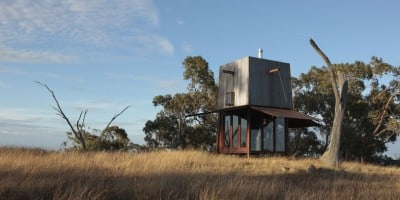 Permanent Camping by Casey Brown Architecture