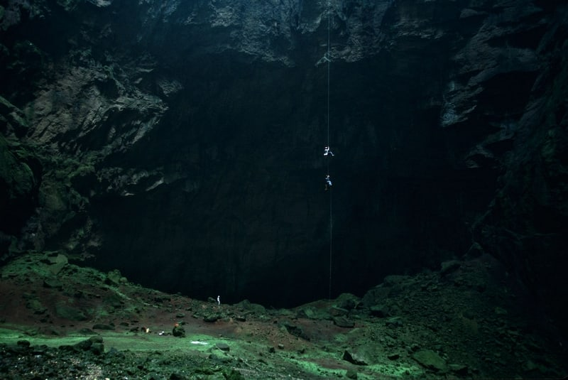 krubera voronya  the deepest cave on earth