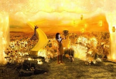 The Color Project by Adrien Broom