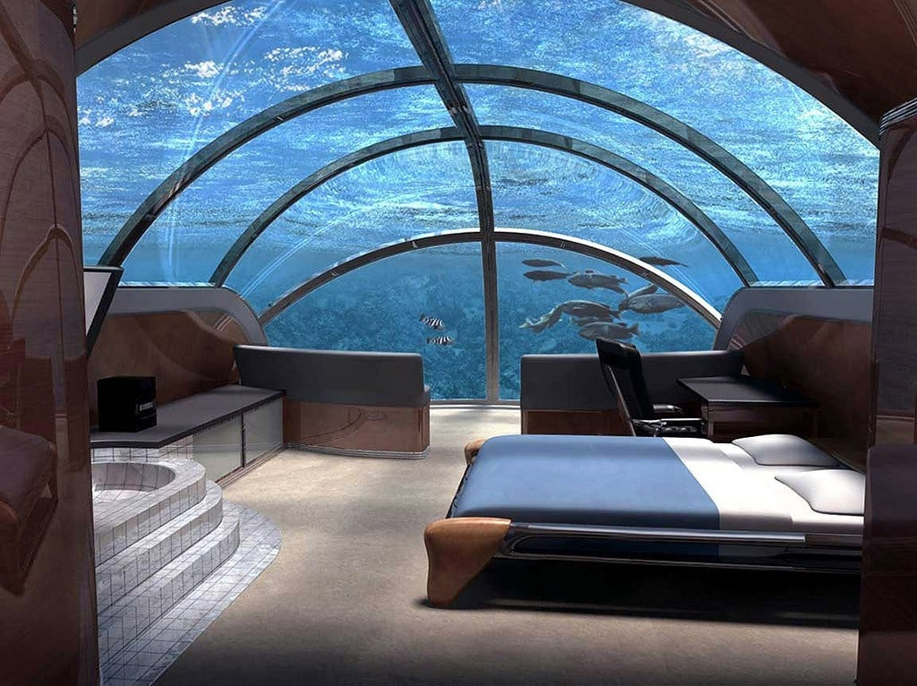 20 coolest hotel rooms from around the world freeyork for Cool hotels around the world