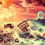 Surreal Illustrations of Cyril Rolando