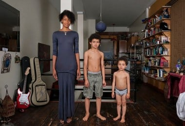 Mixed Blood: Stunning Portraits of Mixed-Race Families