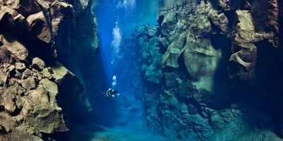 Amazing Photos of Tectonic Boundary Between the North American and Eurasian Plates